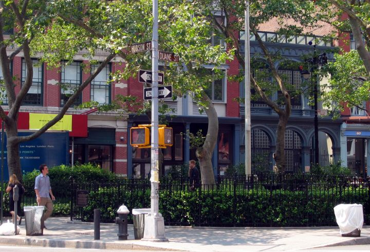 Neighborhood: Tribeca
