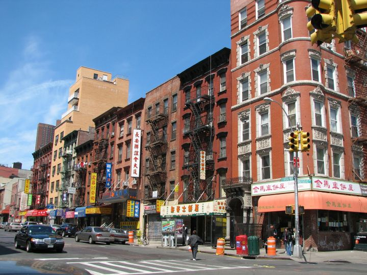 Neighborhood: Chinatown