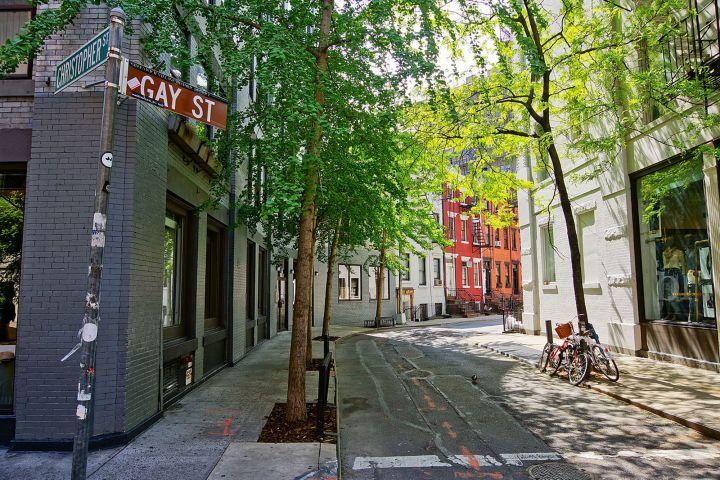 Neighborhood: Greenwich Village